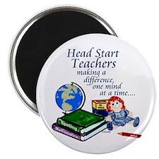 "Head Start Teachers 2.25"" Magnet (10 pack)"