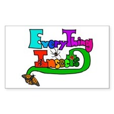 Everything Insects Decal