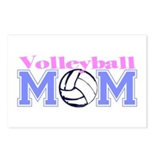 Volleyball Mom Postcards (Package of 8)