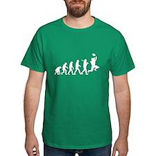 Evolution Football T-Shirt