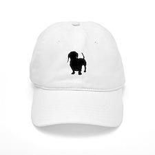 dachshund 2 Baseball Baseball Cap