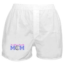 Volleyball Mom Boxer Shorts