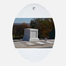 Tomb of the Unknown Soldier Ornament (Oval)