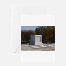 Tomb of the Unknown Soldier Greeting Cards