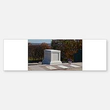Tomb of the Unknown Soldier Bumper Bumper Bumper Sticker
