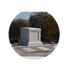 """Tomb of the Unknown Soldier 3.5"""" Button"""