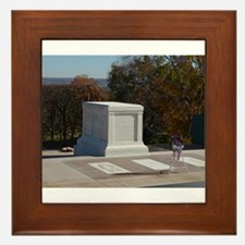 Tomb of the Unknown Soldier Framed Tile
