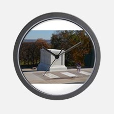 Tomb of the Unknown Soldier Wall Clock