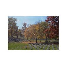 Arlington in Autumn Magnets