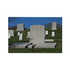 Christian headstone Arlington Magnets