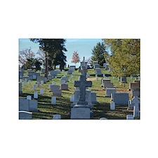 Arlington Cross Headstones Magnets