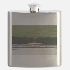 JFK Memorial Flame Flask