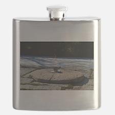 John F Kennedy Eternal Flame Flask