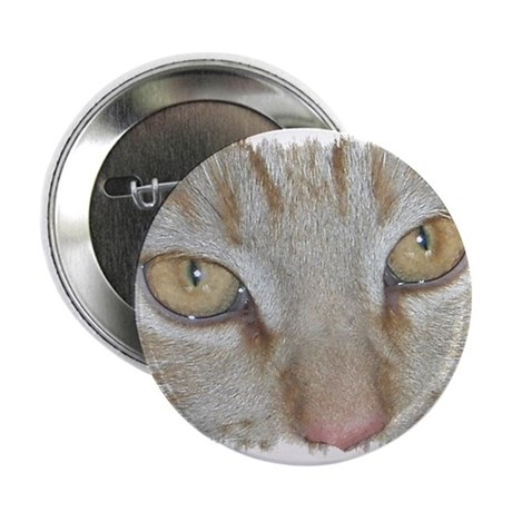"""2.25"""" Button (10pc) Ahu - the nice red cat"""