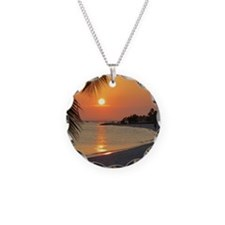 Key West Sunset Necklace
