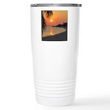 Key West Sunset Travel Mug