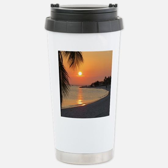 Key West Sunset Travel Mug