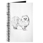 Pomeranian Dog Journal