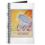 """I Dream in Horse"" Journal"