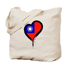Heart Nation 06 Tote Bag
