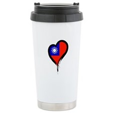 Heart Nation 06 Travel Mug