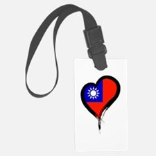 Heart Nation 06 Luggage Tag