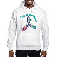 Thyroid Cancer SURVIVOR Hoodie