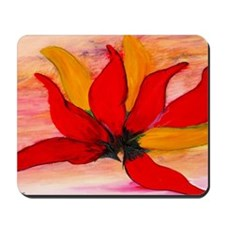 Chili peppers Mousepad