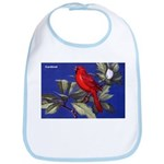 Northern Cardinal Bird Bib