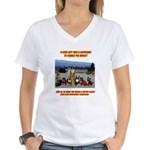 Women's Women's V-Neck T-Shirt