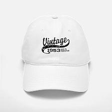 Vintage 1953 Baseball Baseball Cap