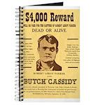 Butch Cassidy Journal