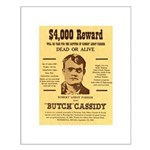 Butch Cassidy Small Poster