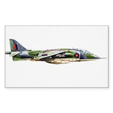 RAF Harrier GR.1/GR.3, first operational and with