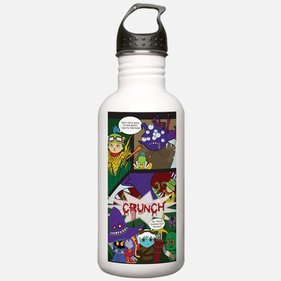 Teemo go Crunch Water Bottle