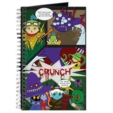 Teemo go Crunch Journal