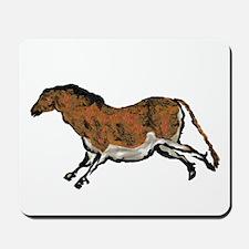 HorseCaveArt Mousepad