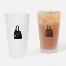The Reaper Drinking Glass