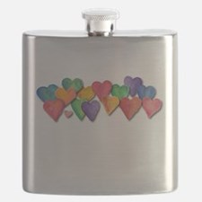 Heres My Heart Flask