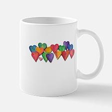 Heres My Heart Mugs