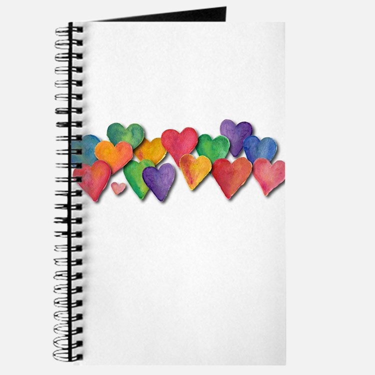 Heres My Heart Journal
