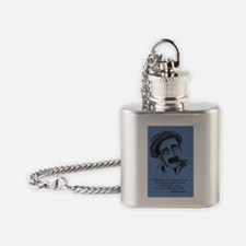 Groucho Marx Flask Necklace
