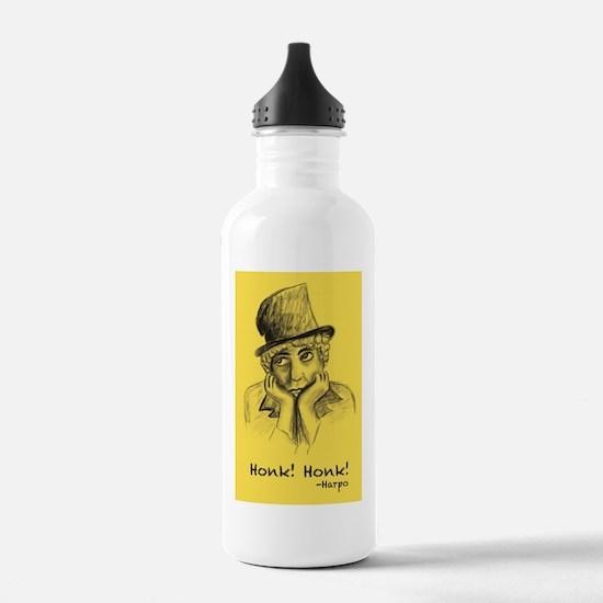 Harpo Marx Water Bottle