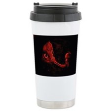 Jack O Lantern: How to  Travel Mug