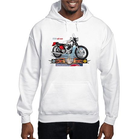 Bite the Bullet Cafe Racer Hooded Sweatshirt