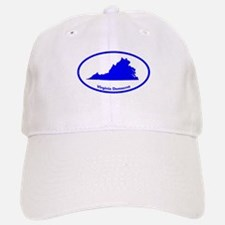 Virginia BLUE STATE Baseball Baseball Cap