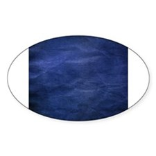 Blue wrinkle paper texture Decal
