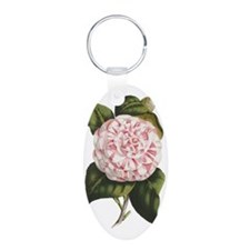 Countess of Derby Camelia F Keychains