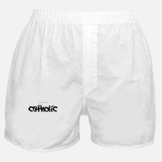 Cute Eucharist Boxer Shorts