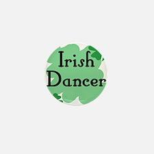 Irish Dancer Mini Button